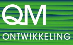 logo QM Ontwikkeling Alblasserdam